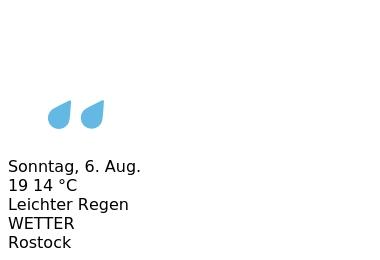 Wetter Heute Rostock